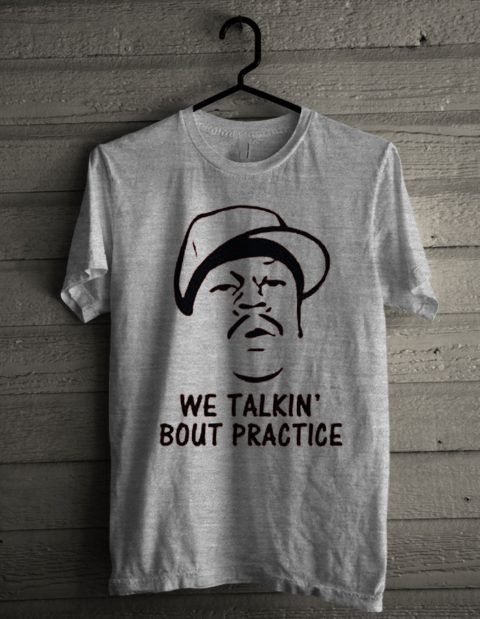 Allen Iverson Practice Unisex T Shirt //Price: $13.99 //     #customtees