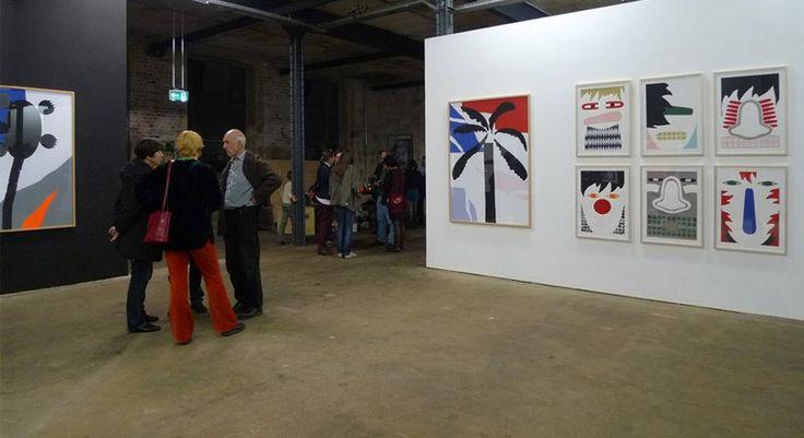 work-on-paper Anuli Croon, EinDruck Ausstellung - Internationale Zeitgenössische Druckgrafik | Leipzig | DLD  2013