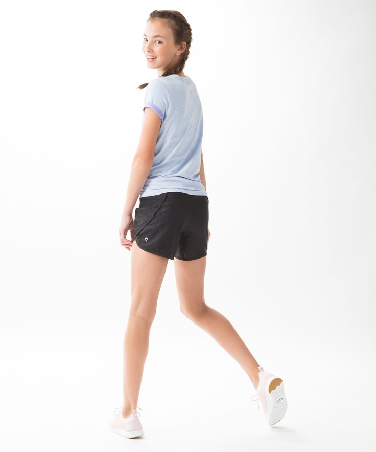 young-girls-running-shorts