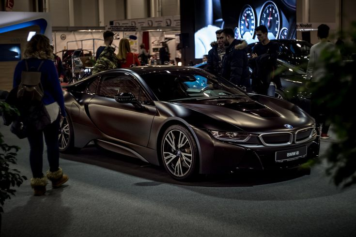 https://flic.kr/p/24rHY5Q | BMW I8 2018 | SIAB Bucharest