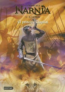 Dos Divergentes Mentalmente Desorientadas: Reseña: Las Crónicas De Narnia: El Príncipe Caspian (C.S.Lewis)