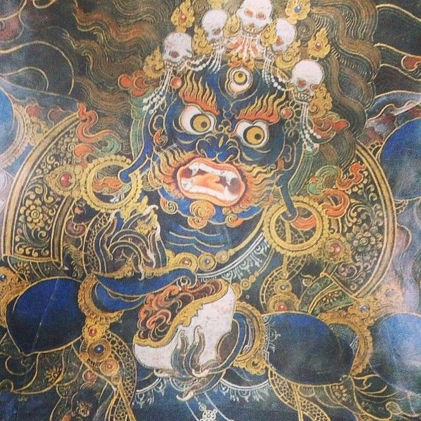 24 Best Thangka Tattoo Research Images On Pinterest