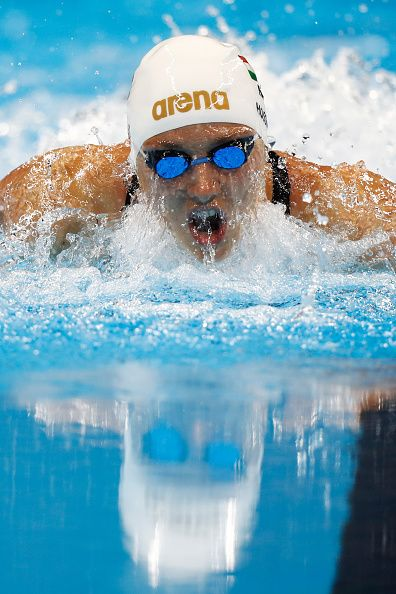 #RIO2016 - Best of Day 1 - Katinka Hosszu of Hungary competes in the Final of the Women's 400m Individual Medley on Day 1 of the Rio 2016 Olympic Games at the Olympic Aquatics...