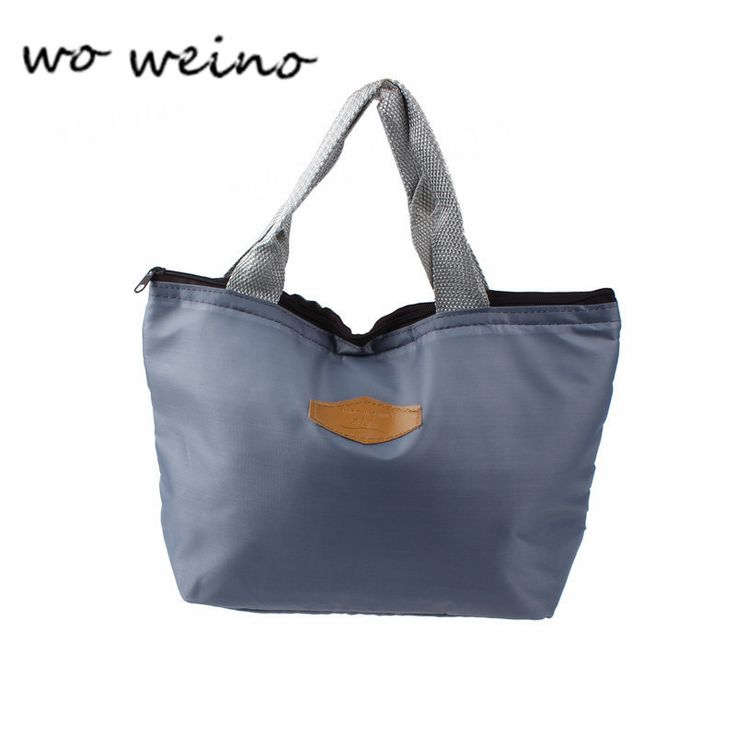 Woweino High Quality Insulated Tote Lunch Bag Picnic Box Waterproof Canvas Cooler Thermal Food Hand bag lunchbox free shipping #>=#>=#>=#>=#> Click on the pin to check out discount price, color, size, shipping, etc. Save and like it!