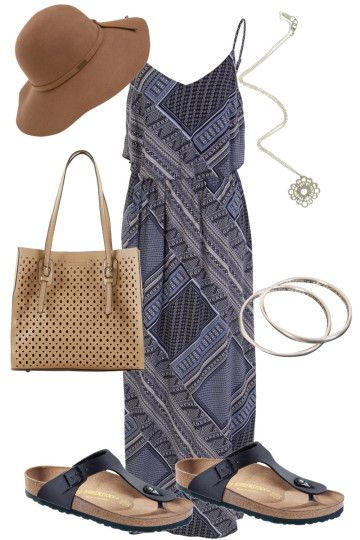 Sunshine and Sandwiches Outfit includes Bec Stern, Birkenstock, and LOUENHIDE - Birdsnest Buy Online