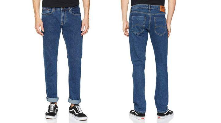 66304bf929 Pantalones Tommy Jeans Slim Scanton Bmbco desde sólo 3113 (Precio oficial  95)