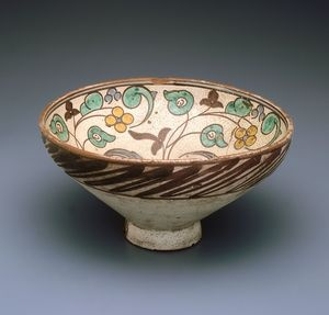 Food Bowl, Arab people, 1750-1800.: Arabic People, Art Endow, Food Bowls, Artists Unknown, Artsy Appeal, Art History, Indianapolis Museums, Black Art, Africans Art