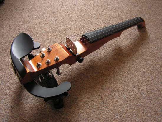 Alien violin REITER