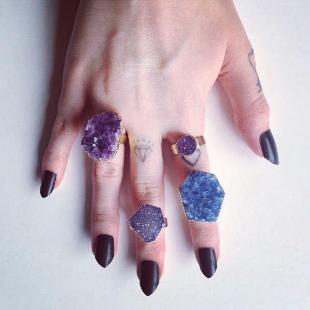 Galaxy Rox Gemstone Jewellery