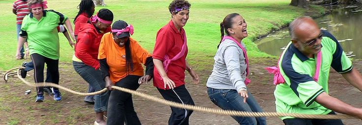 TBAE Team Building Cape Town Johannesburg Pretoria - Corporate Team Building Activities, Exercises and Events