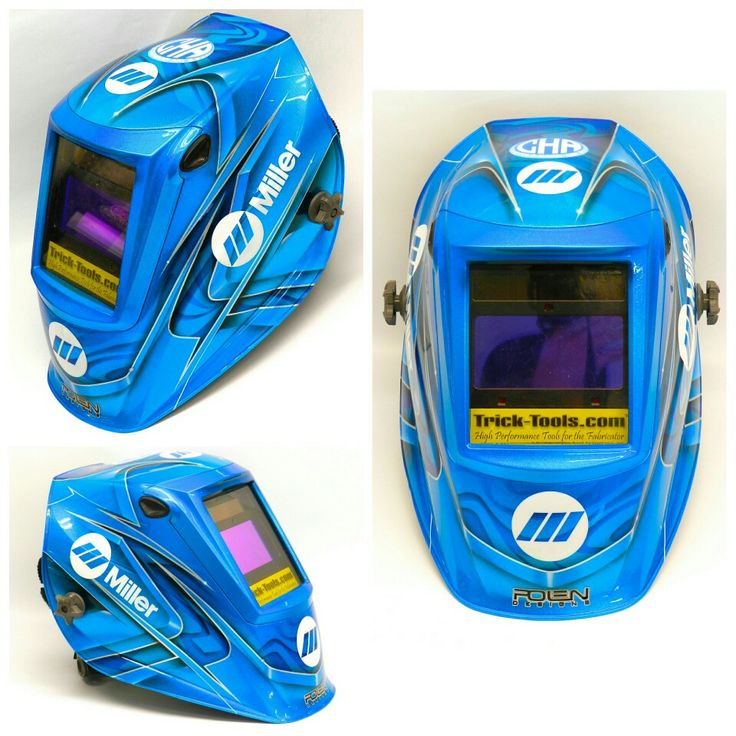 Polen designs miller welders cold hard art welding helmet ..