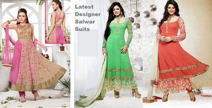 Why Latest Designer Salwar Suits Online Has Become A Craze? Get Perfect Customize #Indian #latest #designer #Anarkali #suits #online at #DaIndiaShop from wide range of Suits, Salwar Kameez, Anarkali & Pakistani Suits and get express delivery to UK, USA. Call us at 0966066088 or Visit bit.ly/1KGJn0C