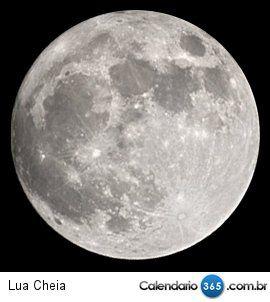 Fase atual da Lua 2014