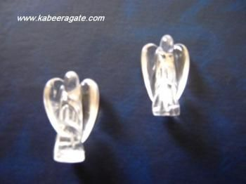 #CrystalQuartz Angels At present, the quartz crystal has a very popular use because it can be used to heal, alter consciousness and magic, so perfectly harmonized with the spirit of the New Age. They had I forgotten for a long time, but were rescued by the industrial and today represent an enemy commercial business.