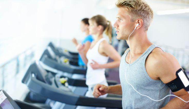 3 entrenamientos de cuestas en la cinta de correr