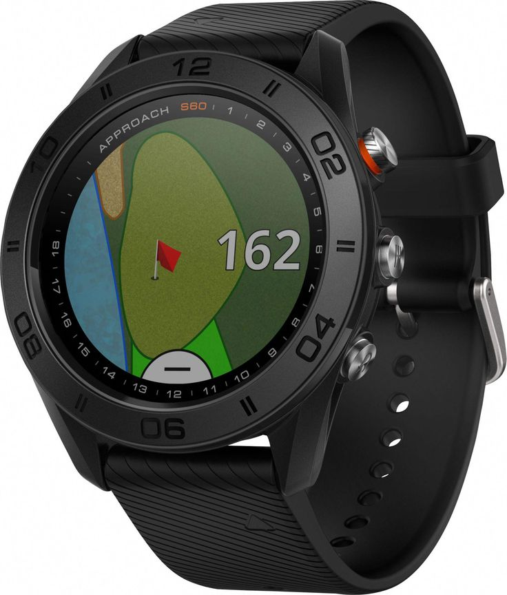 Garmin Approach S60 Golf GPS Watch ideasforhim Golf gps