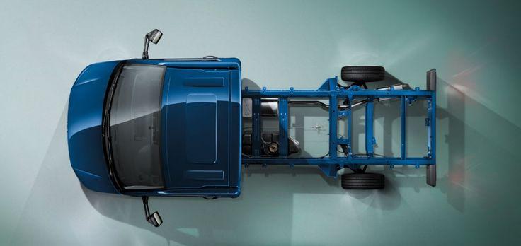 Galería < Transporter Chasis < Modelos < Volkswagen Vehículos Comerciales