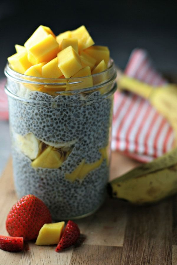 45 Best-Ever Chia Pudding Recipes for Weight Loss | Eat This Not That