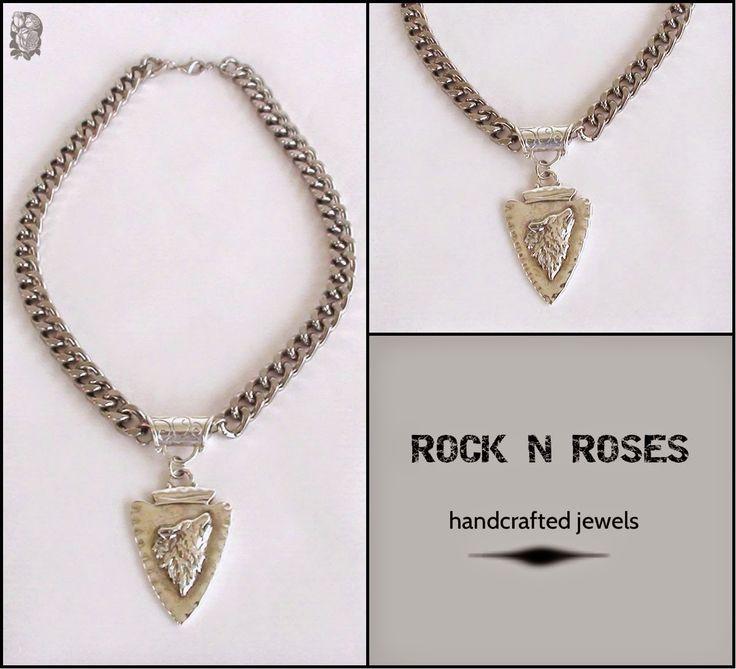 ☆☆ ROCK N' ROSES ☆☆: ───☆───CHOKER GAME───☆───  The Rock n' Roses handc...