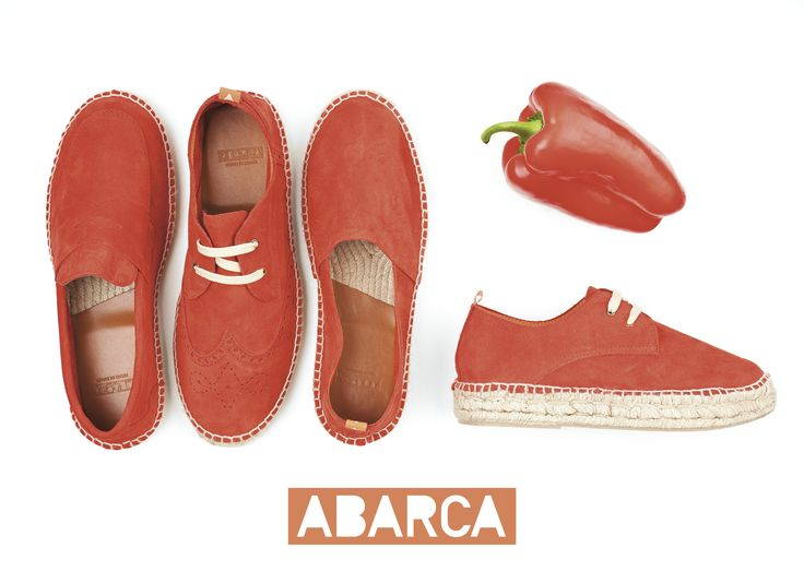Apargatas de hombre y mujer. Espadrilles for men & women. Artisanal shoes. Hand made in Spain.