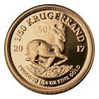 ♥♪ 2017 South Africa 1/50 oz. Gold Krugerrand Proof In Mint Cap with COA... http://ebay.to/2mQTH5U