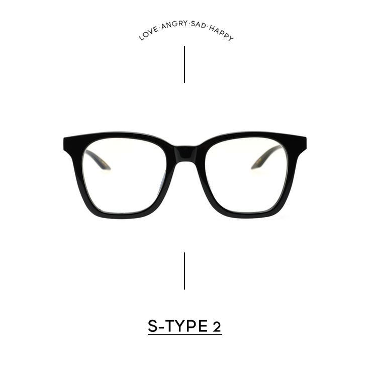 LASH GLASSES S-TYPE2