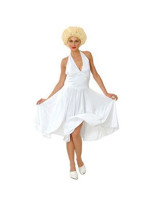 Ladies #hollywood #starlet actress marilyn monroe #fancy dress costume bn,  View more on the LINK: 	http://www.zeppy.io/product/gb/2/351544709727/