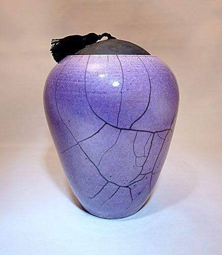 Raku Pottery | ... - Burmese boxes handmade raku pottery - ceramics Fabienne l'hostis