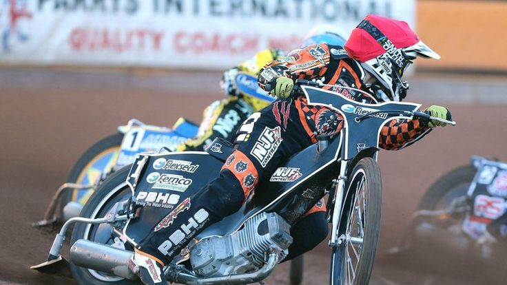 Tai Woffinden; World champion is Wolverhampton number one (Picture credit Jeff Davies)