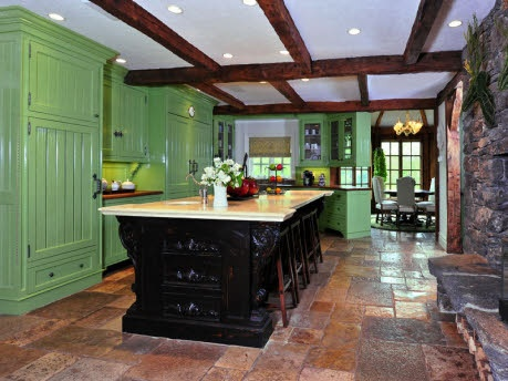 country kitchen green best 25 green country kitchen ideas on 2804