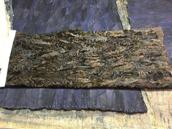 persian lamp golden brown  feet Sectional Fur Plate by skffurs