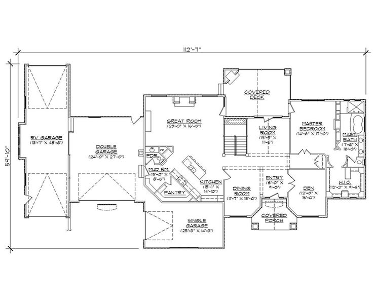 75 best Small house plans images on Pinterest Small house plans - design homes floor plans