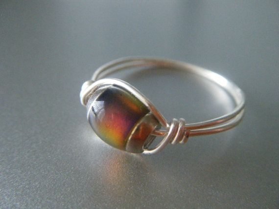 30 best images about mood rings on sterling