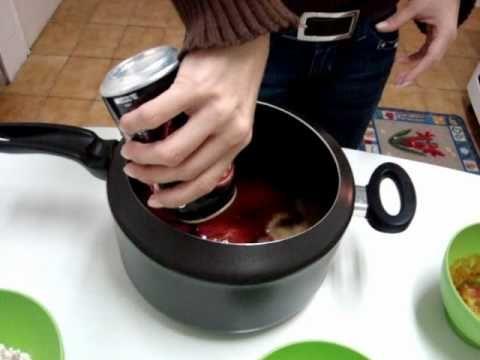 Carne na panela de pressão com cerveja - cucinadijuliana.blogspot.com