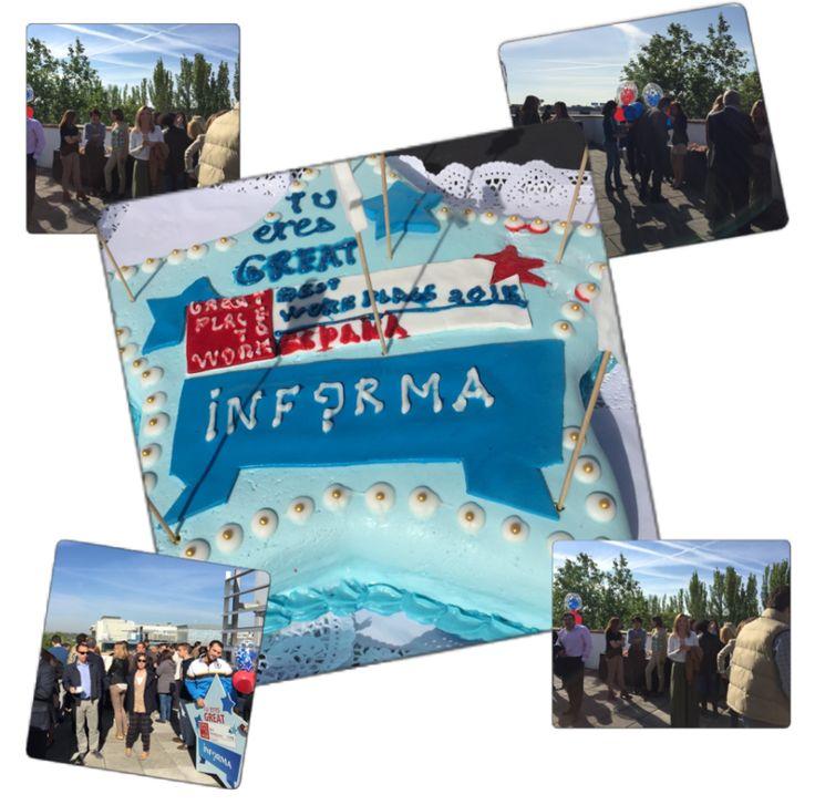 Fotografías realizadas por los empleados de INFORMA D&B con motivo del concurso organizado para celebrar que somos una de las mejores empresas donde trabajar en España.