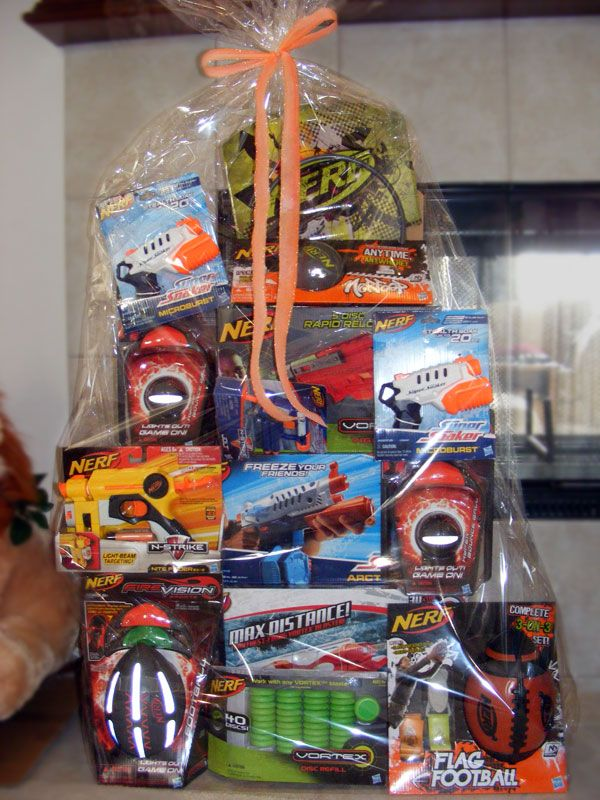 Toy Raffle Prizes : Top ideas about raffle baskets on pinterest silent