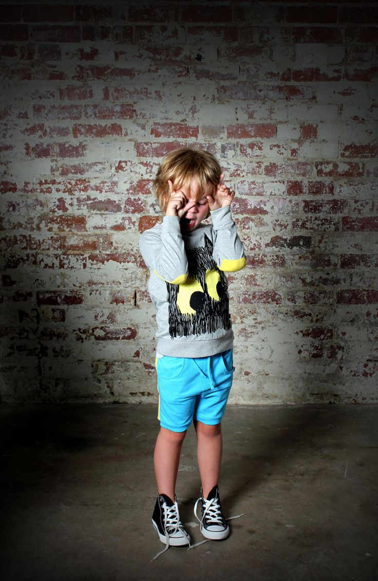 Minti Monster Face Sweater http://www.rockies.co.nz/estore/style/mntm444bs14mf.aspx