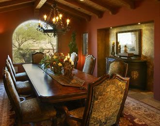 Dining Room Table Tuscan Decor 16 best tuscan dining room images on pinterest | tuscan dining