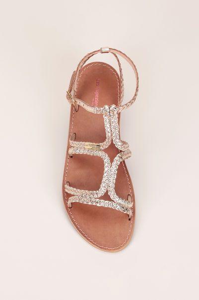 Soldes Boutique Les Tropéziennes par M Belarbi Sandales & nu pieds Femme sur MSR Monshowroom.com