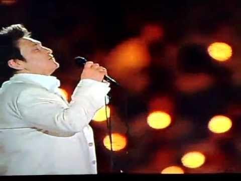 kd lang - Hallelujah live Winter Olympics song
