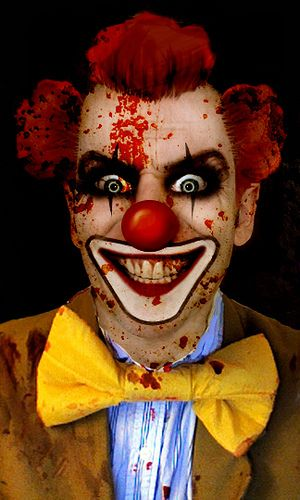 Halloween Horror Clown by psd-dude.com, via Flickr