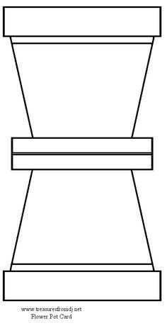"""flowerpot template for Kaper Chart?  popsicle sticks (with scouts name) for stem, with foam daisy cutout and foam leaves, place """"daisy"""" in flowerpot listing kaper."""
