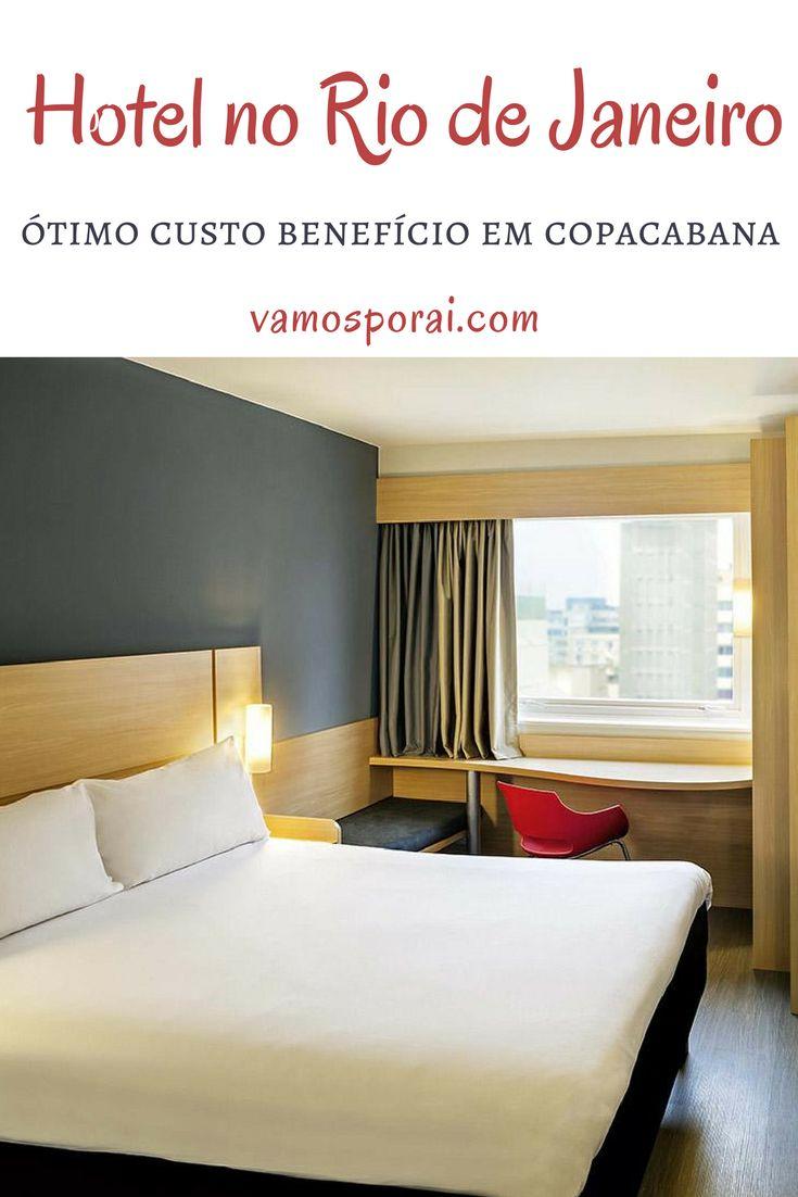 Procurando um hotel com ótimo benefício em Copacabana? Acabou de encontrar! Há dois quarteirões da praia, um quarteirão de uma estação de metrô, com bares e restaurantes bem pertinho!