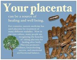 Placenta pills encapsulation doula