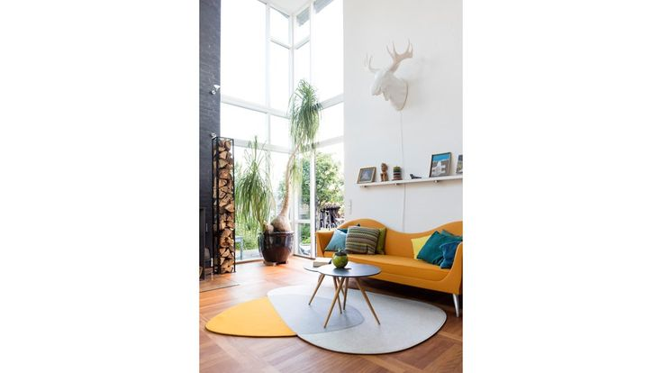 Fraster felt carpet design Out-of-shape