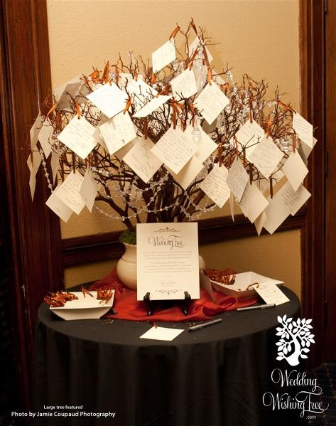 Gallery - Wedding Wishing Tree-- best wishes for the bride and groom