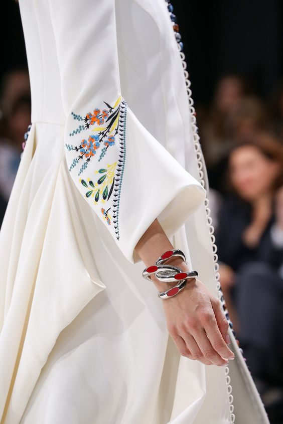 Christian Dior Spring 2015 Ready-to-Wear - Details - Gallery - Look 89 - Style.com: