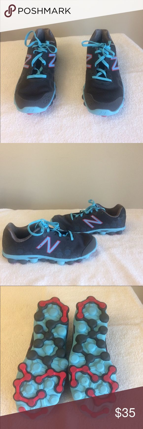 New Balance Minimus Ionix 7.5 : NWOT New Balance Minimus Ionix 7.5 : NWOT ... I bought these off this site... I LOVE them but they are a tad to small for me; my foot is slightly wide and to tight on sides but true to size otherwise... so sad bc they are super cute! New Balance Shoes Athletic Shoes