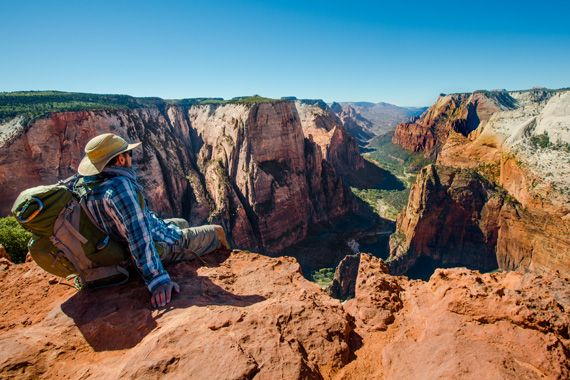 Zion & Bryce Canyon Hiking & Upscale Camping  | Travel with REI
