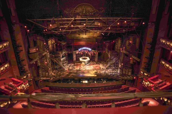 prince edward theatre view from seat - Google Search ...